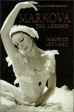 Markova by Maurice Leonard (Hardcover)