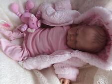 Reborn Bebé niñas Bunny una muñeca especial para un regalo especial orden de encargo