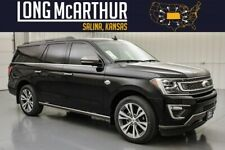 2020 Ford Expedition Max King Ranch 4x4 Heavy Duty Tow Pkg Msrp $81680