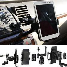Coche Soporte De Móvil 360° Ajustable Montaje Para Móvil GPS Adaptable Universal