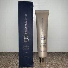 BeautyCounter Tint Skin Hydrating Foundation Linen 40ml 1.35oz  NEW In Box