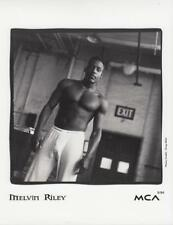 Melvin Riley- Music Memorabilia Photo