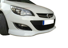 Universal Bumper Lip compatible with Opel Astra J HB 2010-2012