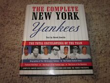 2001 The Complete New York Yankees Hard Cover The Total Encyclopedia of the Team