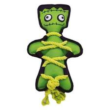 NEW Halloween Green Dog Toy Cross-Ropes Frankenstein by Multipet FREE SHIPPING