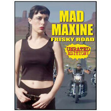 MAD MAXINE: FRISKY ROAD - Mad Max Spoof (DVD)