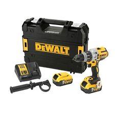 Dewalt DCD996P2 18V 5.0Ah x 2 Li-Ion Cordless Brushles Combi Drill /220V Charger