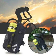 Roswheel Road MTB Bike Bicycle Saddle Rear Seat Bag with Water Bottle Holder