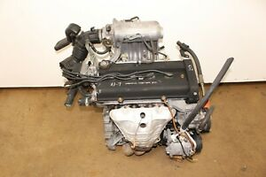 HONDA CRV CRX CIVIC ACURA INTEGRA 2.0L DOHC ENGINE JDM B20B LOW COMPRESSION