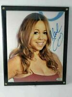 Mariah Carey   Autographed  signed   8x10 Photo COA  Mimi