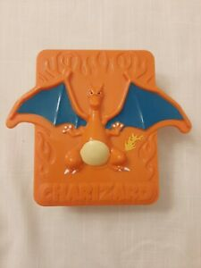 Pokemon Charizard Card Case 2002 Wendy's Kids' Meal Toy