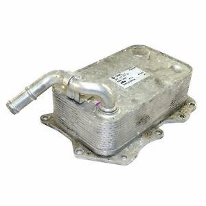Ölkühler Wärmetauscher Motor 057117021M Audi Q7 4L A8 4E 4,2 TDI V8