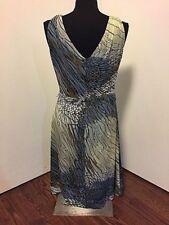 New ANNE KLEIN 100% Silk Dress Size 10 Retail $495.00