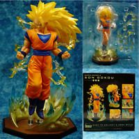 Anime Dragon Ball Z Super Saiyan 3 Son Gokou Figure Collection Toy Xmas Gifts