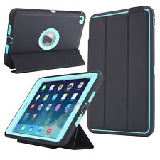 Coque Etui Housse PC + Silicone pour Tablette Apple iPad mini 4 / 1442