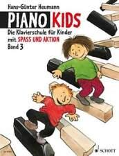 Piano Kids Band 3 von Hans-Günter Heumann -  NEUWERTIG!