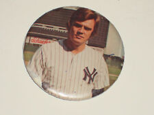 GEORGE DOC MEDICH NY YANKEES EARLY 1970'S RARE VINTAGE ISSUE PIN BASEBALL