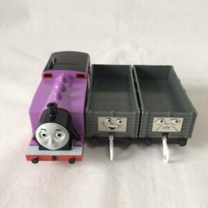 Thomas & Friends Rosie Pink Color Version Takara Tomy Plarail Runs on Rail Track