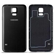 Cache arrière Cache batterie Original Samsung Galaxy S5 mini noir G800F
