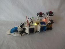 LEGO® Space / Classic 6783 Sonar Transmitting Cruiser Light & Sound