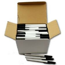 Wholesale Bulk Lot of 576 Stick Pens, Black Ink, Perfect for School and Off