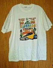 VTG Size XL 2005 SILVERADO CLASSIC 11th Annual Car Show Classic Chevys of Reno