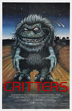 Critters - Dee Wallace Stone - A4 Laminated Mini Poster