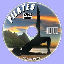 PILATES BEGINNERS GUIDE EASY STEP BY STEP EXERCISE DVD
