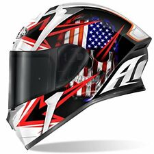 Airoh Casco Vasm17 Integrale Valor Sam Nero Gloss M