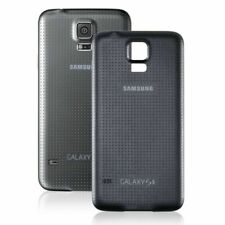 New Back Battery Cover Door Case For Samsung Galaxy S 5 V i9600 Black WholeSale