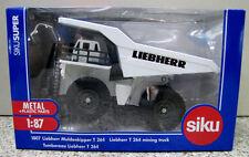 Siku 1/87 #1807 Die Cast Liebherr T-264 Mining Truck