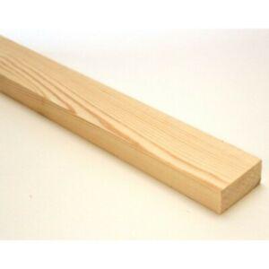 Planed Timber | Wood | Softwood Pine PSE PAR | Standard Lengths 44x20mm 2x1