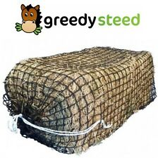 Greedy Steed FULL BALE Premium Knotless Slow Feed Hay Net