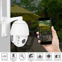 Network 3G/4G 1080P HD CCTV Camera Security Surveilance IR Night View Waterproof