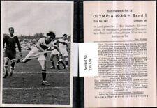 239124,Sammelbild Olympia 1936 Gruppe 56 Bild 142 Handball-Länderkampf