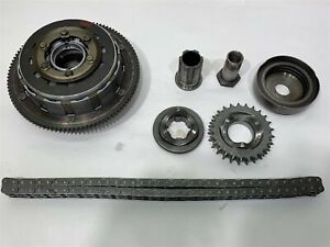 1998 Harley-Davidson FXDWG Dyna Wide Glide Primary Drive Clutch Assembly