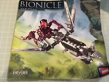 LEGO Bionicle Warriors Vultraz 8698, all bricks & instructions, retired