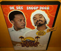 Dr Dre Snoop Dogg dvd THE WASH movie + CD soundtrack Dj Pooh George Wallace