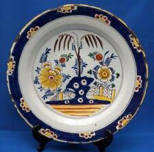 Chargers Pottery Decorative Pre-c.1840 Date Range