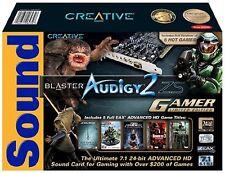Creative Labs Sound Blaster Audigy 2 ZS Gamer PCI Soundcard 70SB035000013