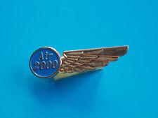 Air 2000 crew wing badge