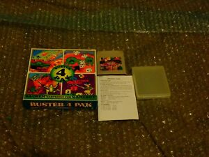 Unlicenced Sachen Gameboy Boxed Game - 4 Game in 1 - with manual