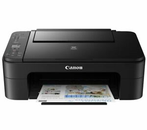 CANON PIXMA TS3355 All-IN-ONE WIRELESS INKJET PRINTER WIFI PRINT COPY SCAN NEW