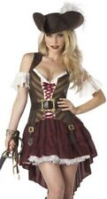 SEXY SWASHBUCKLER PIRATE WOMEN HALLOWEEN COSTUME XL
