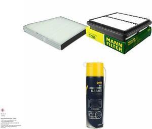 Mann Filter Package mannol Air Conditioning Cleaner Daewoo Lanos Klat 1.3