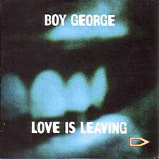 CD Single BOY GEORGE Love is leaving 2-track card sleeve NEW SEALED