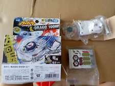Genuine TAKARA TOMY Beyblade BB43 Lightning L Drago 100HF with Launcher