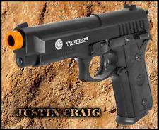 Taurus PT92 Spring Airsoft Gun Licensed, Trademarks, Metal Slide FREE SHIPPING