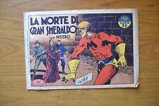 FUMETTO ALBO GIGANTE VICTORY N. 15 5 1 1948 con MISTERO COMPLETO LIRE 35