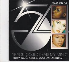 Stars On 45-If You Could Read My Mind cd single